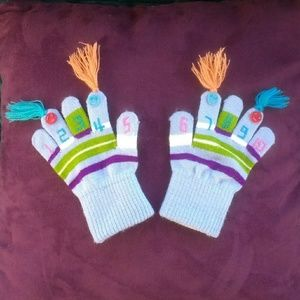Other - Fun with Numbers Gloves